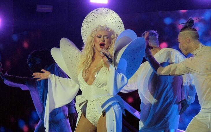 Christina Aguilera Xperience Las Vegas Residency / Кристина Агилера снова ...
