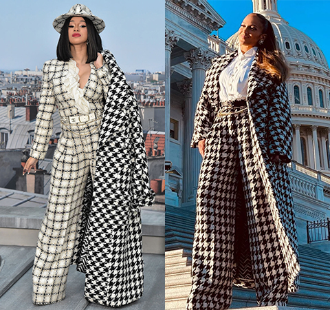 Модная битва: Карди Би против Дженнифер Лопес