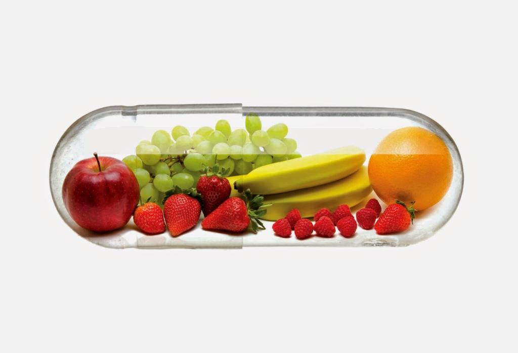 Откуда берутся витамины и как их производят