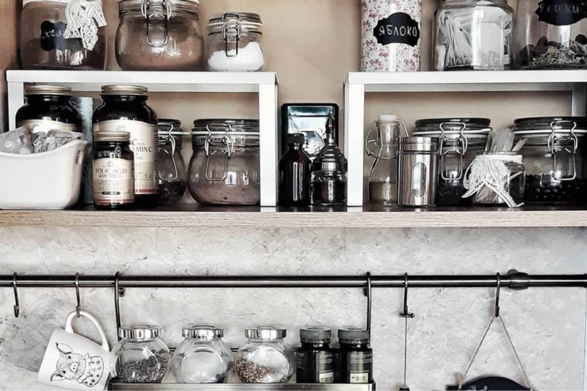 8 хитростей обустройства кухни от владельцев хрущевок идеи для дома,интерьер и дизайн,кухня,хрущевка