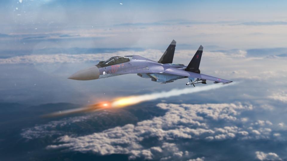 ВКС РФ приведены в боеготовность перед ракетными ударами ВМС США