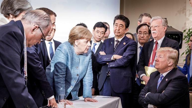 Европа больше не вершит судьбы мира