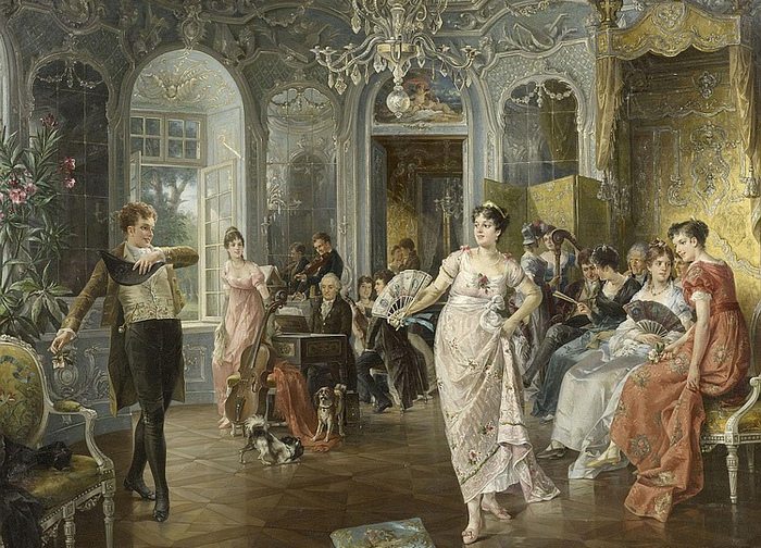 Почему барышням запрещали жёлтые платья и учили не краснеть: Правила хорошего тона начала XX века