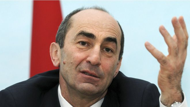 Пашинян начал сводить счеты