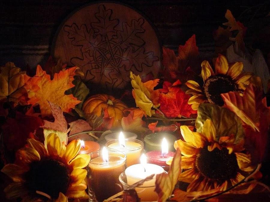 Обряды и традиции в велесову ночь фото