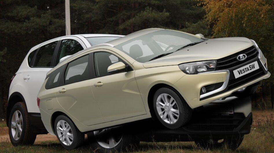 Реальный отзыв о Lada Vesta SW авто,авто и мото,автомобиль