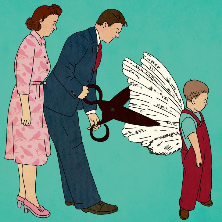 6ошибок родителей, которые недают детям шансов стать взрослыми исамостоятельными