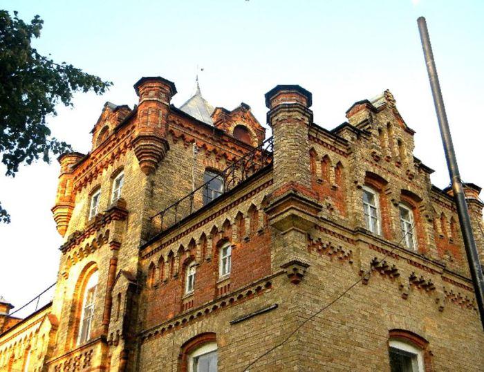 Неизвестная Россия: История старинного замка, ставшего символом безответной любви