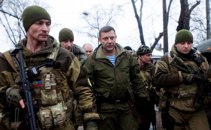 Глава ДНР обратился к Путину…