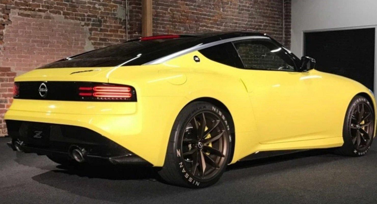 На тестах был замечен прототип спортивного Nissan Z Proto Автомобили