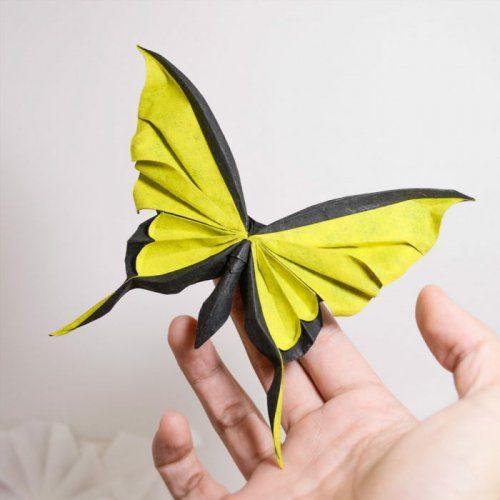Впечатляющие оригами, созданные в технике мокрого складывания Вьетнамский, искусства, технику, мокрого, складывания, самых, непростых, техник, этого, теперь, временем, мастерски, создаёт, фигурки, животных, только, Предлагаем, взглянуть, некоторые, освоил