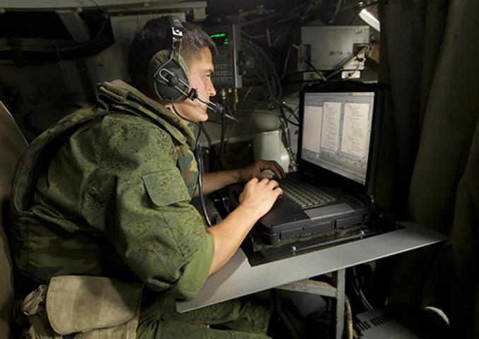 Войска связи Вооруженных сил России отмечают 99-летие