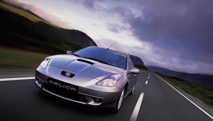 Toyota возродит легендарное купе Celica