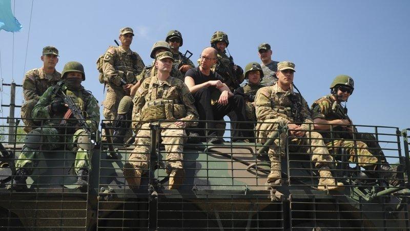Три бригады и «Азов»: разведка ДНР сообщила детали подготовки ВСУ для наступления в ДНР