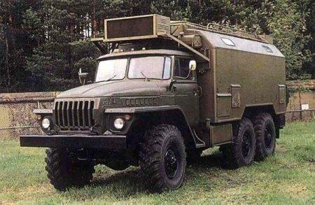 Машины-пеленгаторы СССР, городские легенды, детство, история