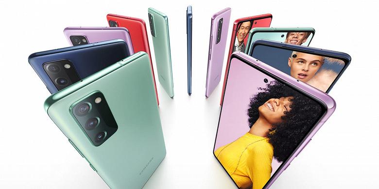 Доступный премиум. Стартовали продажи Samsung Galaxy S20 FE новости,смартфон,статья