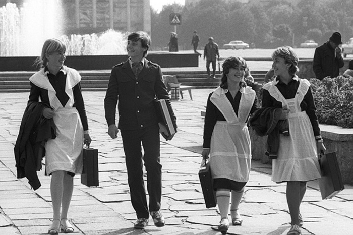 Что запрещали советским школьникам