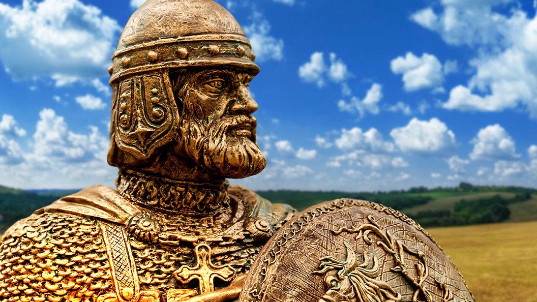 Русский богатырь Илья Муроме…