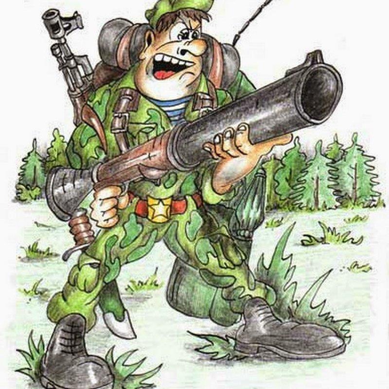 Россказни служивого. Часть 1 армейский юмор, армия, байки, ирония, истории, служба в армии