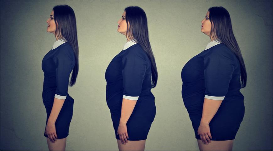 """Что такое """"генетический"""" жир, с которым бесполезно бороться?"""