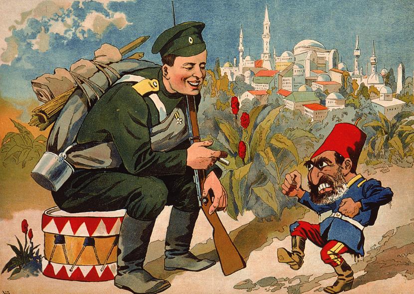 «Ты меня уважаешь?» – опорные принципы российской внешней политики