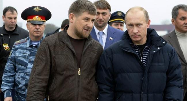 Герман Садулаев. В Чечне – м…