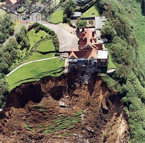 30 снимков, на которых земля лишь слегка пошевелилась, показав, кто здесь царь бедствие, земля, катаклизмы, катастрофа, лавина, оползень, человек