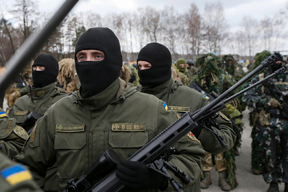Украинский снайпер убил в Донбассе кормившего кур пенсионера Бывший СССР