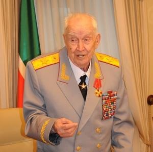 Легендарный генерал Гареев о…