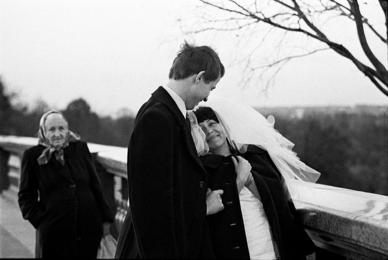 Какими были свадьбы в СССР