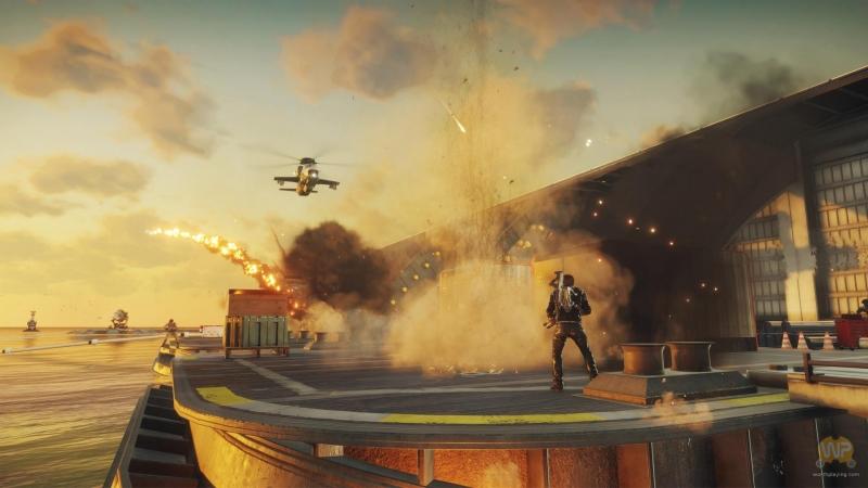 Дополнение Danger Rising к Just Cause 4 выйдет в начале сентября danger rising,dls,just cause 4,Игры