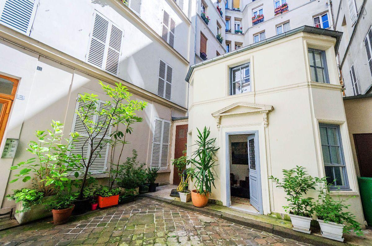 Купить квартиру в париже 25 метров