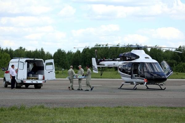 Ростех развивает авиационную медпомощь в России