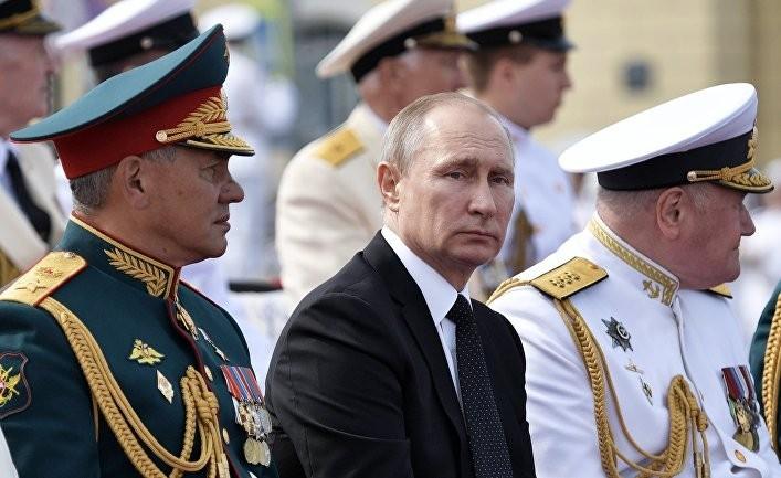 Россия стала глобальной сило…
