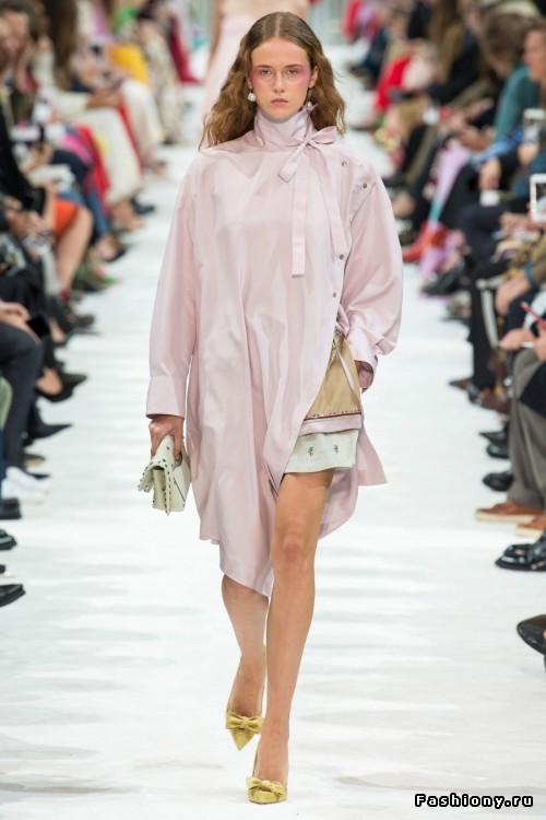 Valentino Весна-Лето 2018