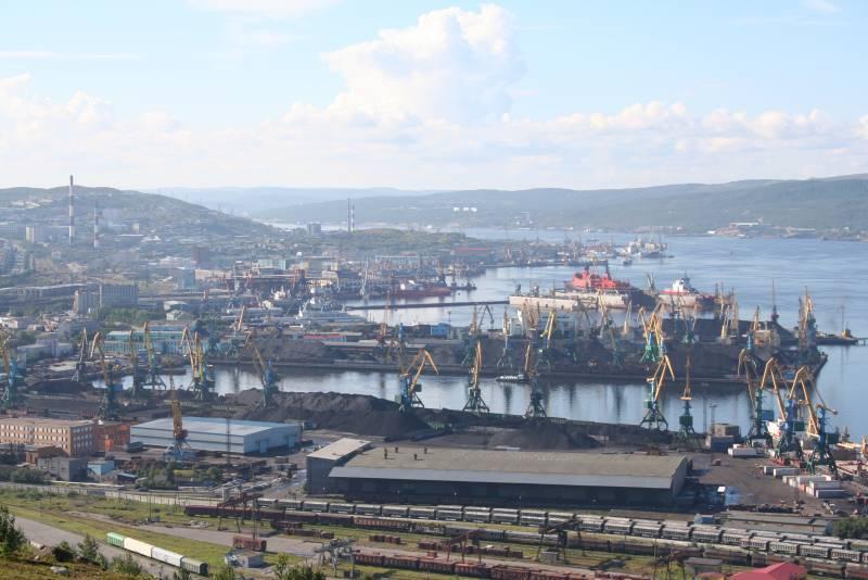 Морские порты России: проблемы с конкурентоспособностью россия
