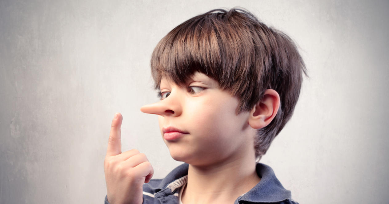 Все люди лгут.Почему дети врут и что с этим делать