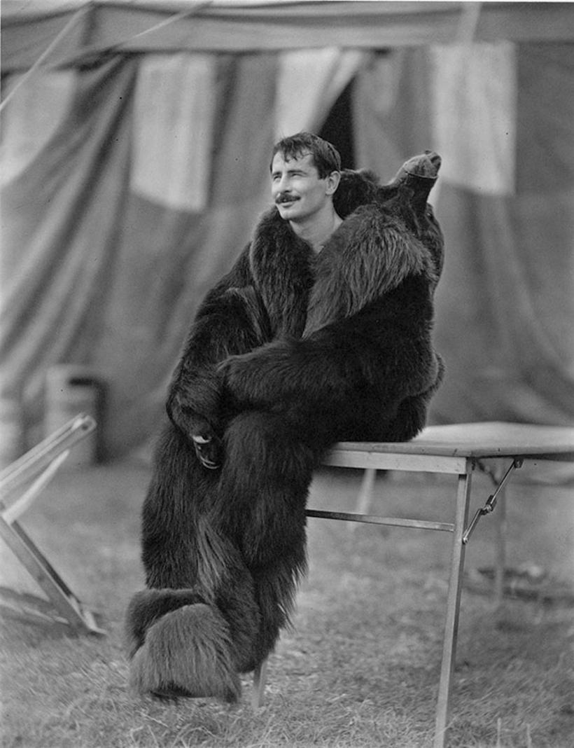 Фотограф показывает, что означает жить, работать и путешествовать с цирком
