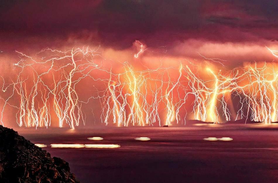 Мирная река Кататумбо – ад на Земле география,мир,наука