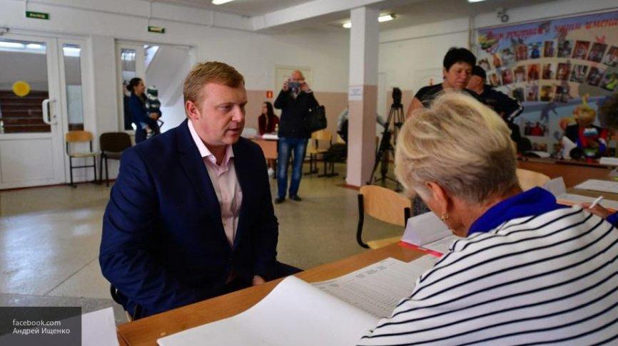 Штаб Ищенко уличи в нечестной игре на выборах в губернаторы Приморья