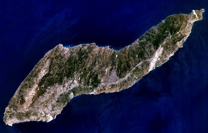 Остров, где все живут очень долго.