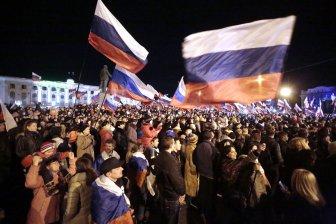Он наш: оттепели и заморозки Крымских весен