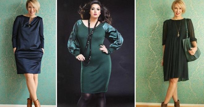 Платья для женщин после 40 – какие носить, чтобы выглядеть модно?