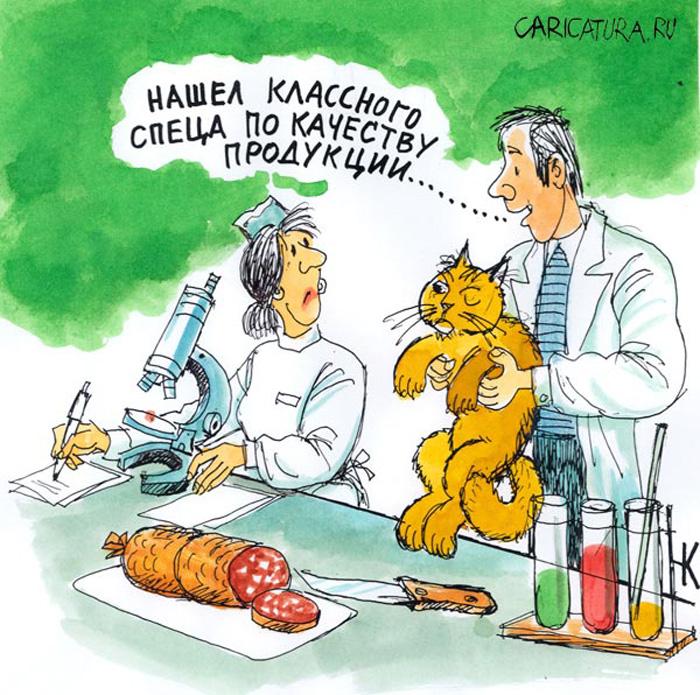 Демотиватор о ветеринаре
