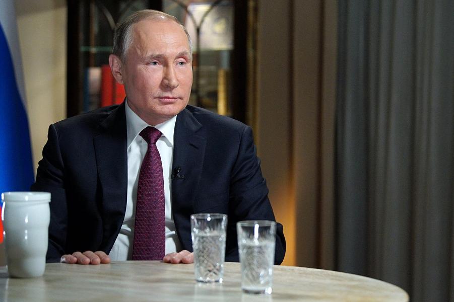 Самое важное заявление Путина