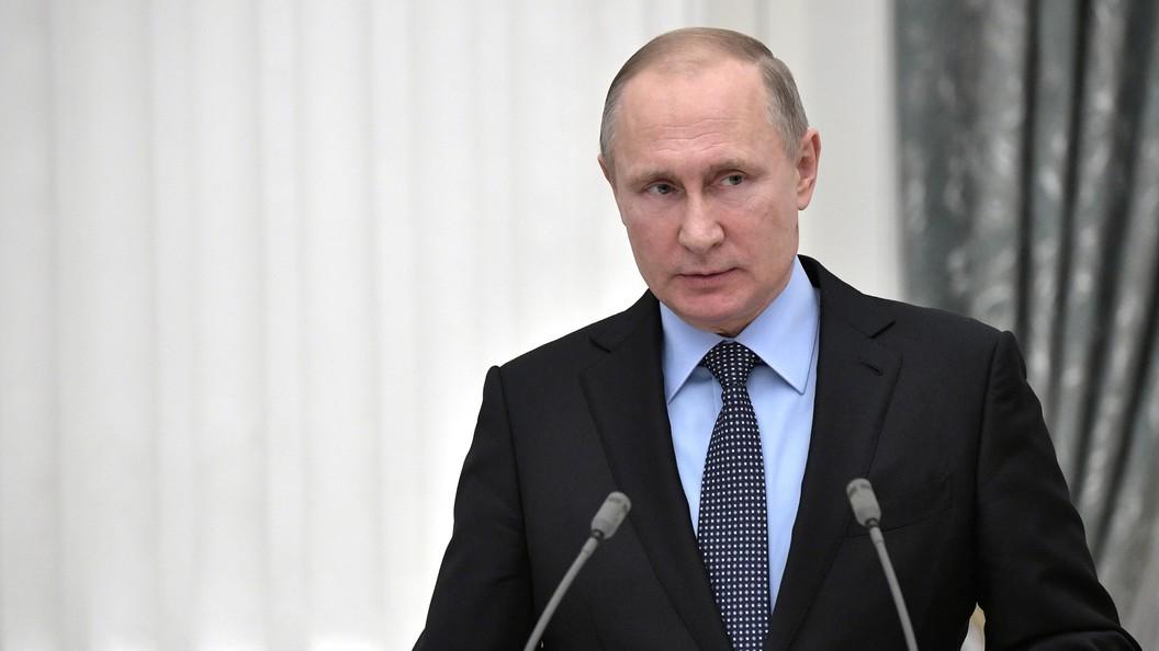 Владимир Путин рассказал, ка…