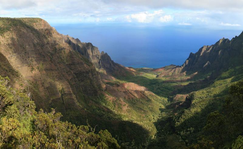 Долина Калалау, Гавайи долина, природа, факты