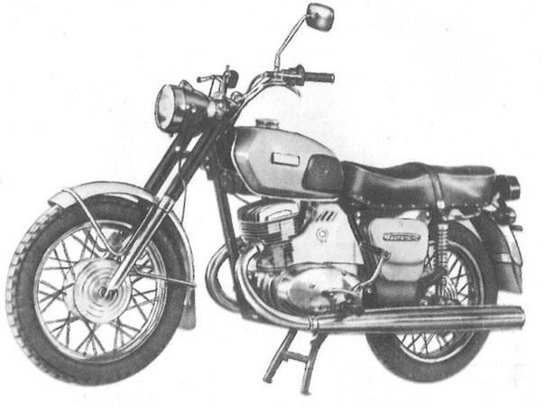 ИЖ мото, мотоцикл, ссср