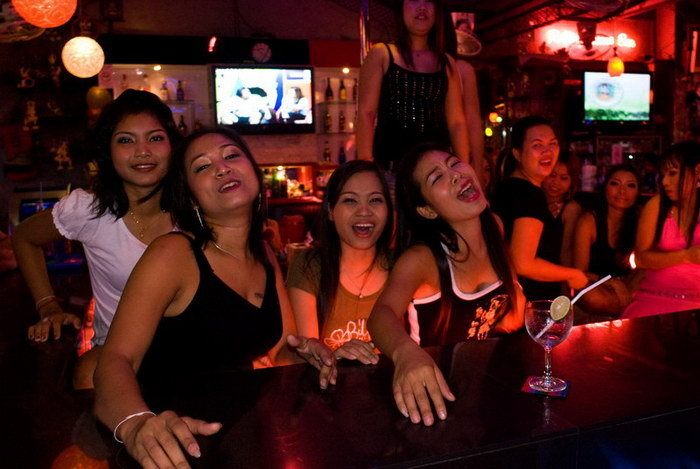 Девочки из тайланда порно