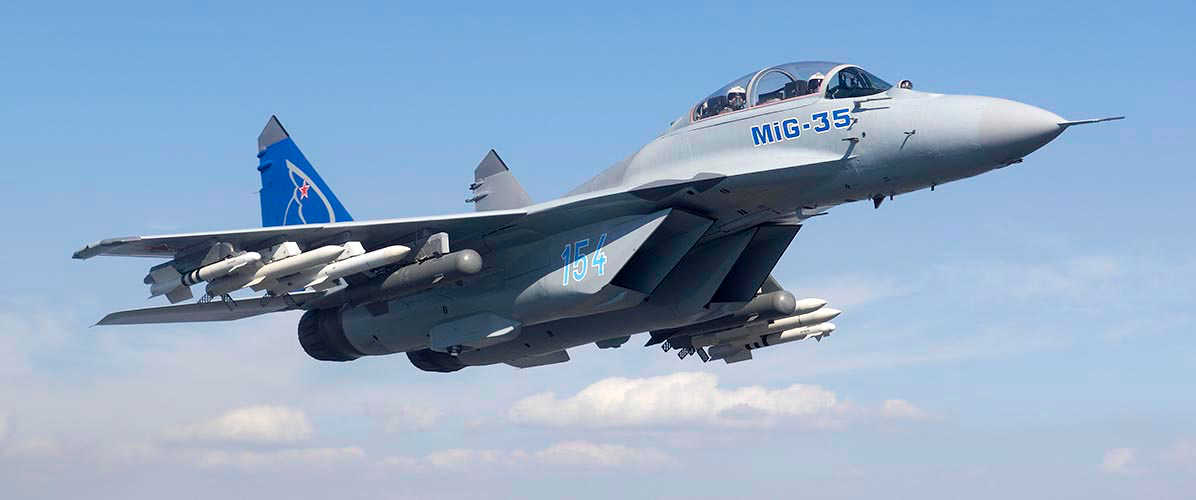 Воздушный бой: Индия дала МиГ-35 шанс победить «Тайфун»